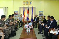 Lee Tuko, a South Korean delegation...