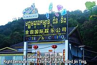 Authorities in Sihanoukville said a...