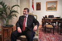 Mohamed Morsi, Egypt's First...