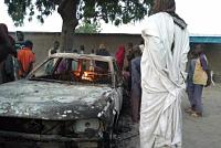 UN condemns suicide bombing in Niger