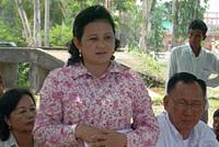Lai Poung representatives were...