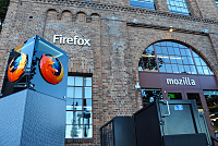 A Firefox update fixes yet another...