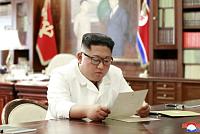 Kim Jong-un received a good letter...