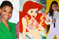 Halle Bailey has been cast as the...