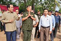 The Cambodian Armed Forces Battambang...