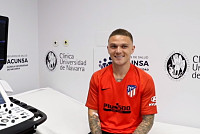 Trippier is the first Englishman of...