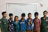 Arrested for drug distribution in...