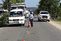 Nationwide traffic law tightening...