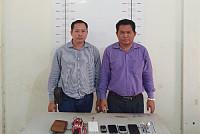 The provincial court of Preah...