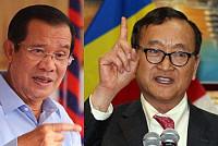 Mr. Rainsy said the Phnom Penh...