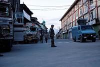 Two were killed in Kashmir as Trump...