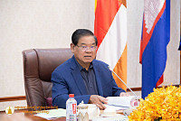 Samdech Krom Kheng Kandal Leads a...