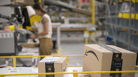Amazon plans to retrain one-third of ...