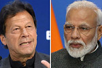 India and Pakistan face 'imminent'...