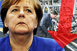 Merkel crisis: German exports fall by...