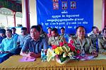 Mondulkiri District Authority holds a...