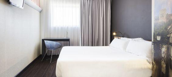 Hotel B&b Granada habitación matrimonial