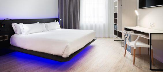 panorámica ampliada Hotel B&B Puerta del Sol
