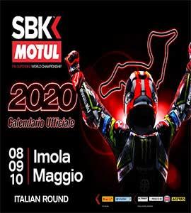 Icona SBK 2020 Imola