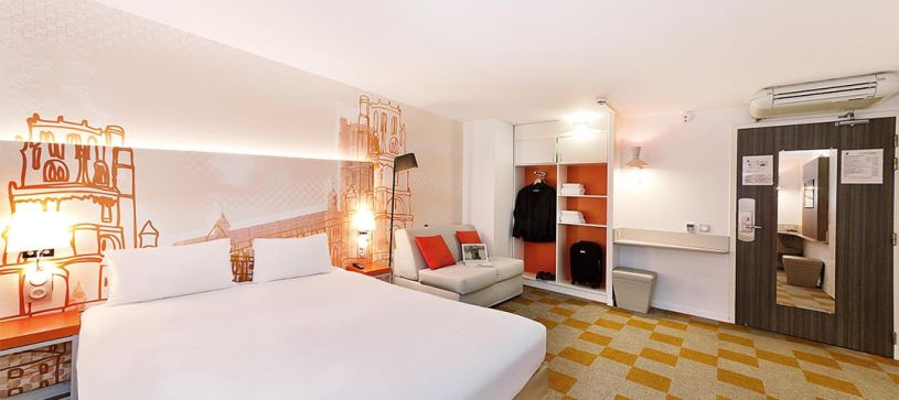 hotel in albi double room