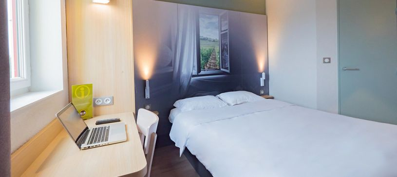 hotel in angers double room