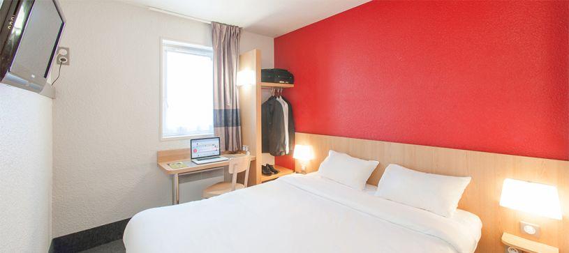 hotel en annecy habitación doble