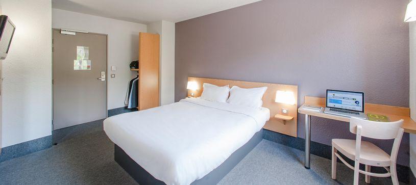 hôtel à antibes chambre double