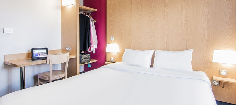 hotel en arcachon habitación doble