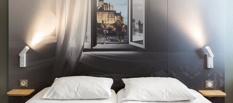 hotel in avranches double room