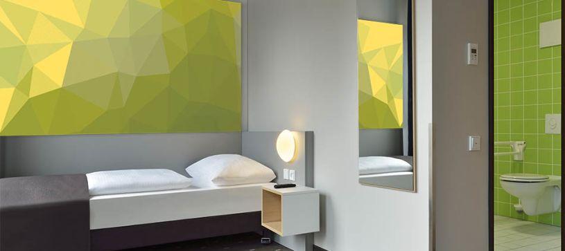 Hotel Aachen-City single room