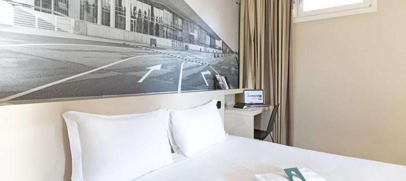 B&B Hotel Bergamo - Matrimoniale 2