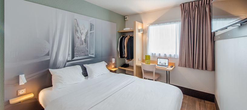 hôtel à blois chambre double
