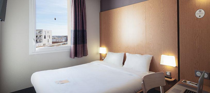 hotel en bordeaux habitación doble