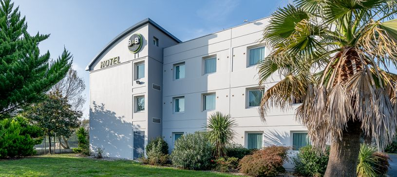 hotel à bordeaux extérieur