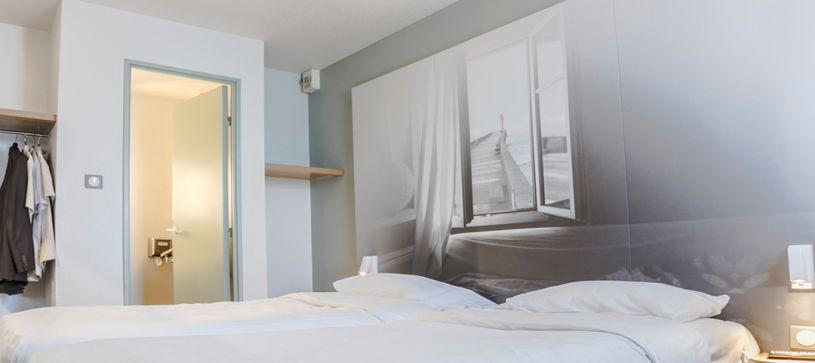 hôtel à boulogne sur mer chambre double