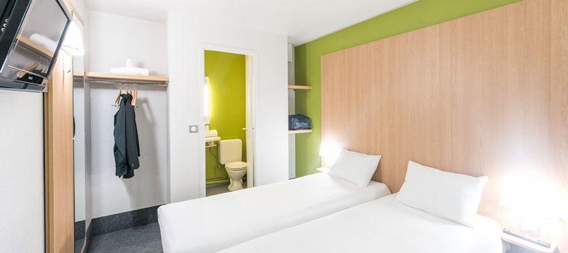hotel en brest habitación doble
