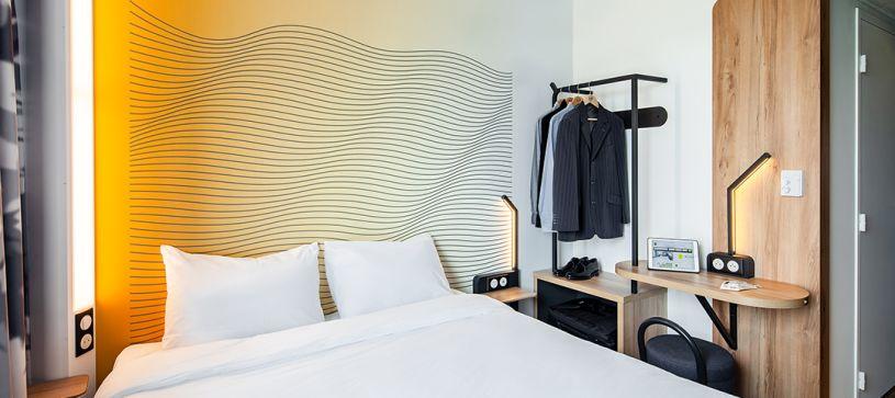 hotel en cergy habitación doble