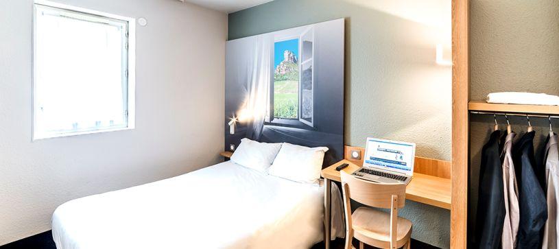 hôtel à chalon sur saone chambre double