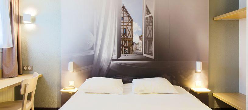 hotel en chartres habitación doble