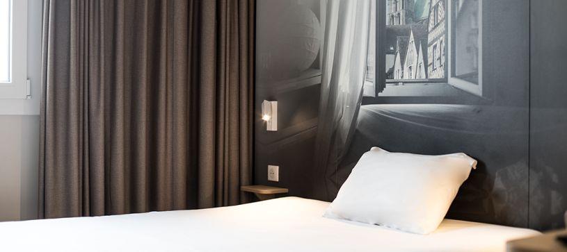 hôtel à chartres chambre double