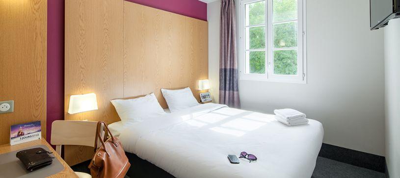 hôtel à disnyeland chambre double