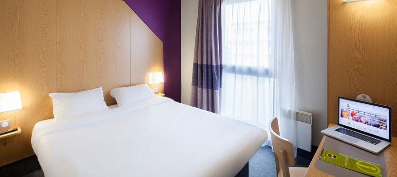 hotel en dunkerque habitación doble