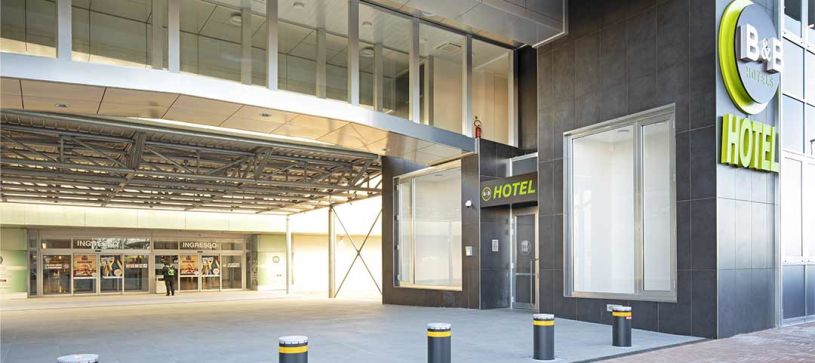 B B Hotel Roma Fiumicino Close To Rome Fiumicino Airport