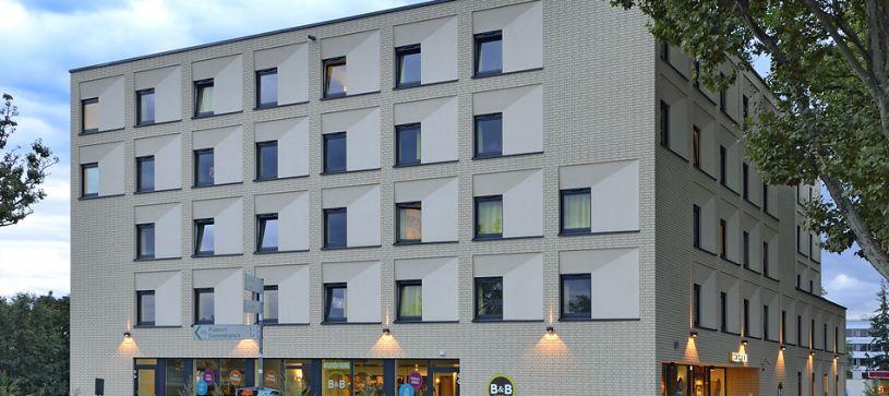 Hotel Karlsruhe Außenansicht