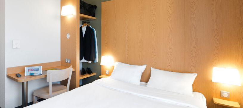 hotel en la roche sur yon habitación doble