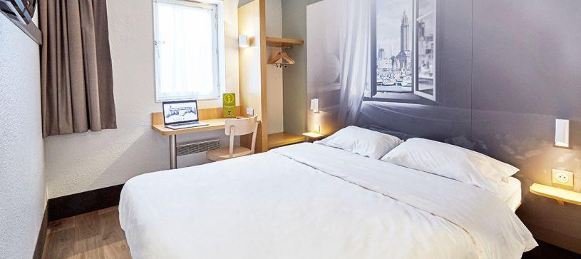 hotel en le havre habitación doble