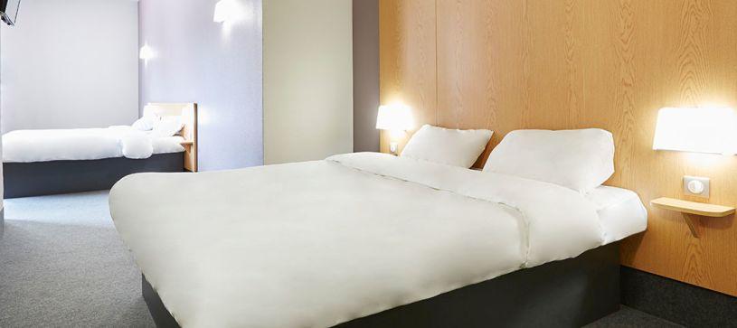 hôtel à lille chambre double