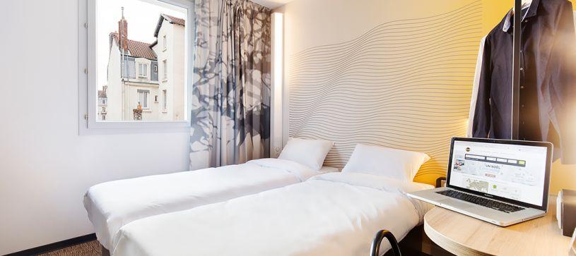 hotel en lyon habitación doble