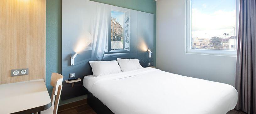 hotel en meaux habitación doble