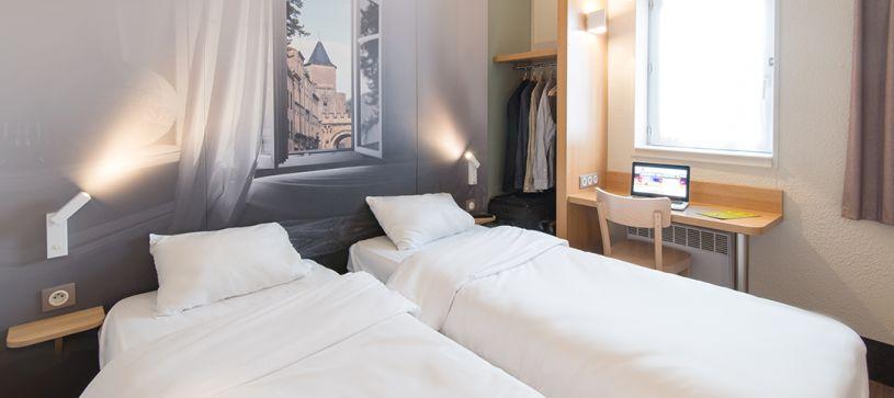 hotel en metz habitación doble